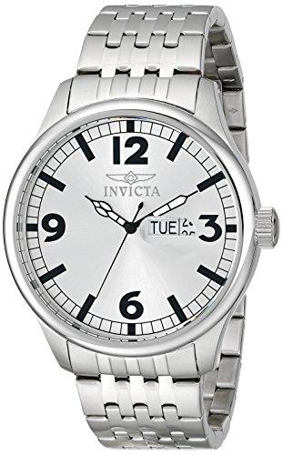 インヴィクタ インビクタ 腕時計 メンズ 【送料無料】Invicta Men's 0370 II Collection Stainless Steel Watchインヴィクタ インビクタ 腕時計 メンズ