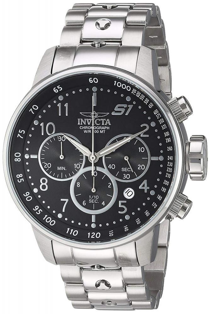 インヴィクタ インビクタ 腕時計 メンズ 【送料無料】Invicta Men's S1 Rally Quartz Watch with Stainless-Steel Strap, Silver, 22 (Model: 23079)インヴィクタ インビクタ 腕時計 メンズ