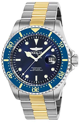 インヴィクタ インビクタ プロダイバー 腕時計 メンズ 【送料無料】Invicta Men's Pro Diver Quartz Watch with Stainless Steel Strap, Two Tone, 22 (Model: 25716)インヴィクタ インビクタ プロダイバー 腕時計 メンズ