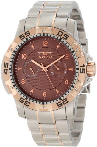 インヴィクタ インビクタ 腕時計 メンズ 【送料無料】Invicta Men's 10310 Specialty Sport Calendar Brown Textured Dial Watchインヴィクタ インビクタ 腕時計 メンズ