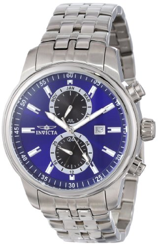 インヴィクタ インビクタ 腕時計 メンズ 【送料無料】Invicta Men's 0251 II Collection Stainless Steel Watchインヴィクタ インビクタ 腕時計 メンズ