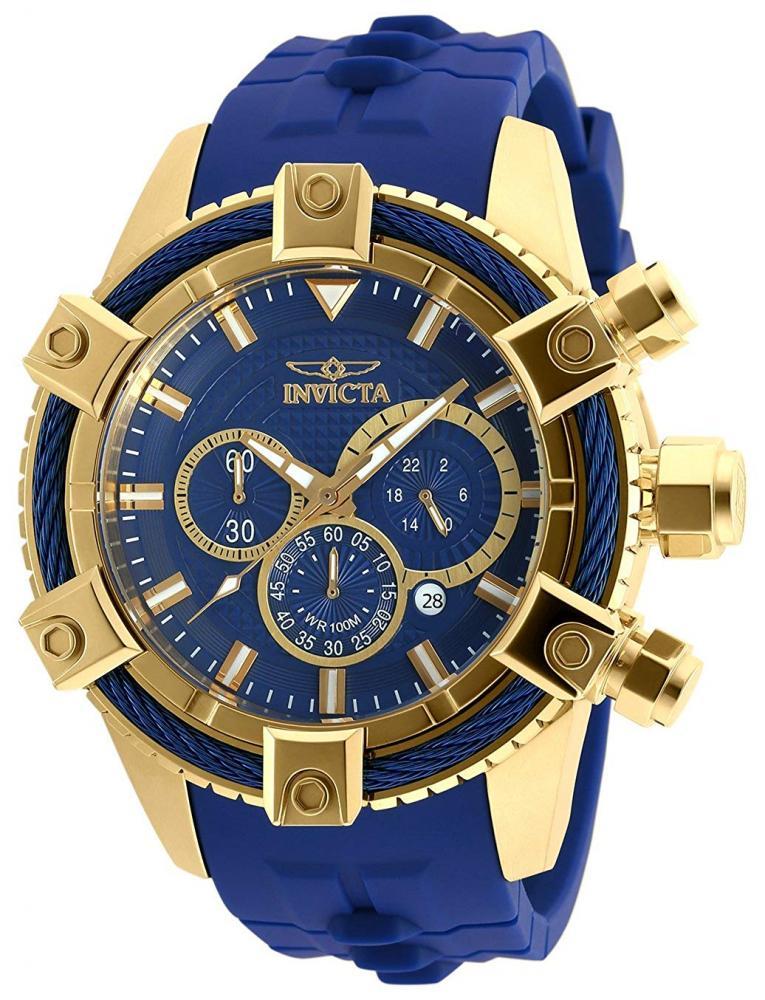 インヴィクタ インビクタ ボルト 腕時計 メンズ Invicta Men's 90269 Bolt 48mm Quartz Watchインヴィクタ インビクタ ボルト 腕時計 メンズ