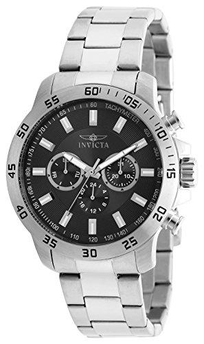 インヴィクタ インビクタ 腕時計 メンズ Invicta Men's 21502 Specialty Analog Display Swiss Quartz Silver-Tone Watchインヴィクタ インビクタ 腕時計 メンズ