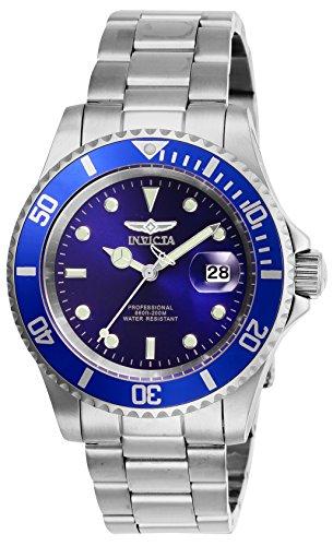 腕時計 インヴィクタ インビクタ プロダイバー メンズ 【送料無料】Invicta Men's Pro Diver Quartz Watch with Stainless Steel Strap, Silver, 20 (Model: 26971)腕時計 インヴィクタ インビクタ プロダイバー メンズ