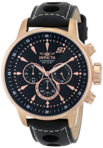 インヴィクタ インビクタ 腕時計 メンズ Invicta Men's 16013 S1 Rally Analog Display Japanese Quartz Black Watchインヴィクタ インビクタ 腕時計 メンズ