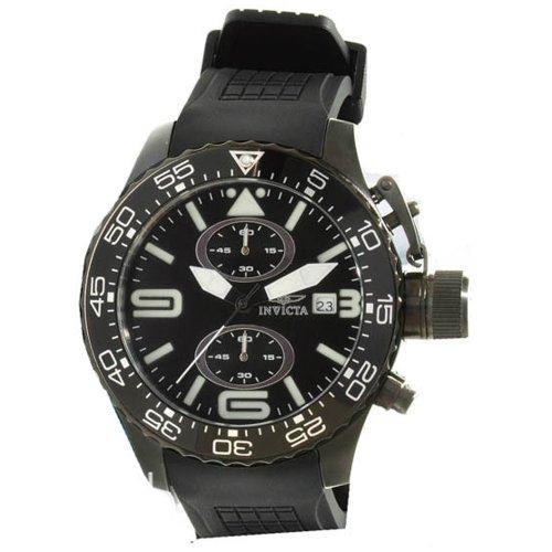インヴィクタ インビクタ 腕時計 メンズ 【送料無料】Invicta Corduba Chronograph Black Dial Gunmetal-Plated Mens Watch 11778 [Watc...インヴィクタ インビクタ 腕時計 メンズ