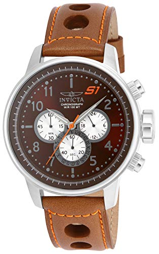 インヴィクタ インビクタ 腕時計 メンズ 【送料無料】Invicta Men's 16015 S1 Rally Analog Display Japanese Quartz Brown Watchインヴィクタ インビクタ 腕時計 メンズ