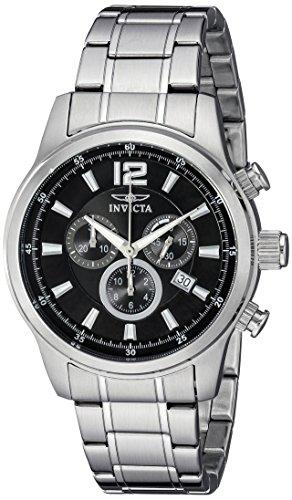 インヴィクタ インビクタ 腕時計 メンズ 【送料無料】Invicta Men's 0790 II Collection Chronograph Stainless Steel Watchインヴィクタ インビクタ 腕時計 メンズ