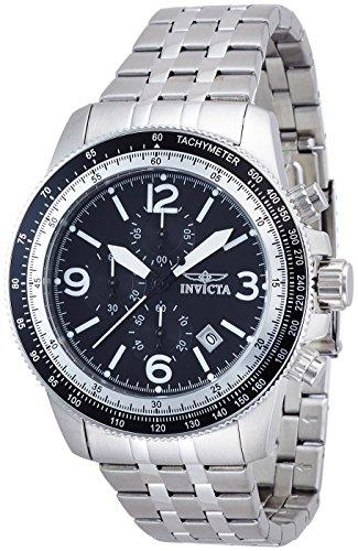 インヴィクタ インビクタ 腕時計 メンズ 【送料無料】Invicta Mens 13960 Specialty Quartz Chronograph Date Stainless Steel Watchインヴィクタ インビクタ 腕時計 メンズ