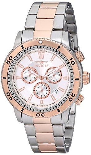 インヴィクタ インビクタ 腕時計 メンズ Invicta Men's 1204 II Collection Chronograph Stainless Steel Watchインヴィクタ インビクタ 腕時計 メンズ
