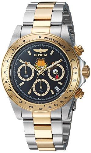 インヴィクタ インビクタ 腕時計 メンズ 【送料無料】Invicta Men's Character Collection Quartz Watch with Stainless-Steel Strap, Two Tone, 9 (Model: 24890)インヴィクタ インビクタ 腕時計 メンズ