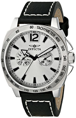 インヴィクタ インビクタ 腕時計 メンズ Invicta Men's 0855 II Collection Multi-Function Silver Dial Watchインヴィクタ インビクタ 腕時計 メンズ