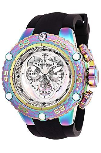 インヴィクタ インビクタ サブアクア 腕時計 メンズ 【送料無料】Invicta Men's Subaqua Stainless Steel Quartz Diving Watch with Silicone Strap, Black, 29.5 (Model: 25430)インヴィクタ インビクタ サブアクア 腕時計 メンズ