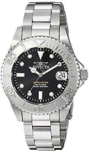 インヴィクタ インビクタ プロダイバー 腕時計 レディース Invicta Women's Pro Diver Quartz Diving Watch with Stainless-Steel Strap, Silver, 9 (Model: 24631)インヴィクタ インビクタ プロダイバー 腕時計 レディース