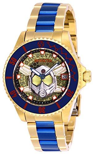 腕時計 インヴィクタ インビクタ レディース 【送料無料】Invicta Women's Marvel Automatic-self-Wind Watch with Stainless-Steel Strap, Two Tone, 18 (Model: 27782)腕時計 インヴィクタ インビクタ レディース