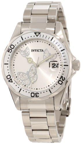 インヴィクタ インビクタ プロダイバー 腕時計 レディース Invicta Women's 12503 Pro Diver Silver Dial Watchインヴィクタ インビクタ プロダイバー 腕時計 レディース