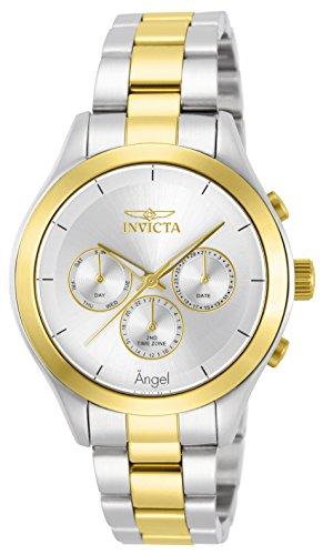インヴィクタ インビクタ エンジェル 腕時計 レディース Invicta Women's Angel Quartz Watch with Two-Tone-Stainless-Steel Strap, 18 (Model: 13725)インヴィクタ インビクタ エンジェル 腕時計 レディース