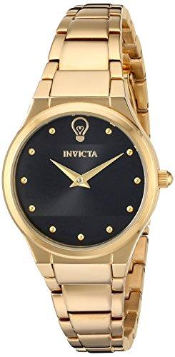 インヴィクタ インビクタ 腕時計 レディース Invicta Women's Gabrielle Union Quartz Watch with Stainless Steel Strap, Gold, 16 (Model: 23279)インヴィクタ インビクタ 腕時計 レディース