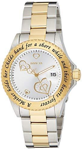 インヴィクタ インビクタ エンジェル 腕時計 レディース 【送料無料】Invicta Women's 14730 Angel Analog Japanese-Quartz Two Tone Watchインヴィクタ インビクタ エンジェル 腕時計 レディース