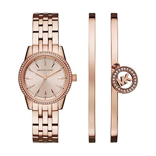 マイケルコース 腕時計 レディース 母の日特集 マイケル・コース 【送料無料】Michael Kors Women's Ritz Rose Gold Watch MK3744マイケルコース 腕時計 レディース 母の日特集 マイケル・コース
