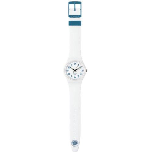 【即納】【送料無料】SWATCH スウォッチ 腕時計 ROLAND-GARROS BLANCHE GZ270 ユニセックス ケース径34mm 外箱なし本体のみ