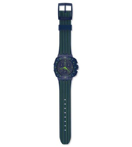 スウォッチ 腕時計 メンズ 夏の腕時計特集 【送料無料】Swatch Men's SUIN401 Fast Run Multi-Color Strap Watchスウォッチ 腕時計 メンズ 夏の腕時計特集