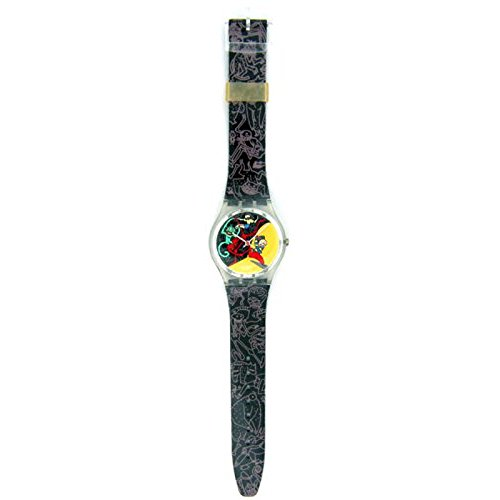 スウォッチ 腕時計 メンズ Swatch Jungle Tangle Unisex Watch GK235スウォッチ 腕時計 メンズ