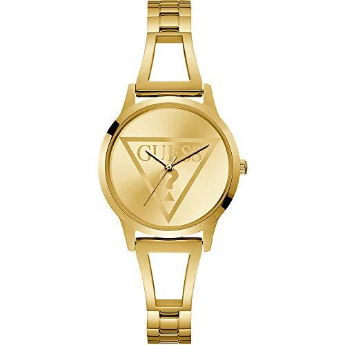 ゲス GUESS 腕時計 レディース Guess Womens Analogue Classic Quartz Watch with Stainless Steel Strap W1145L3ゲス GUESS 腕時計 レディース
