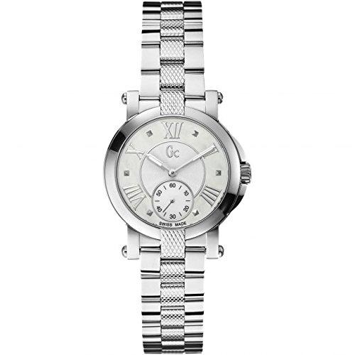ゲス GUESS 腕時計 レディース Guess Collection Gc Demoiselle X50001L1S 31mm Silver Steel Bracelet & Case Anti-Reflective Sapphire Women's Watchゲス GUESS 腕時計 レディース