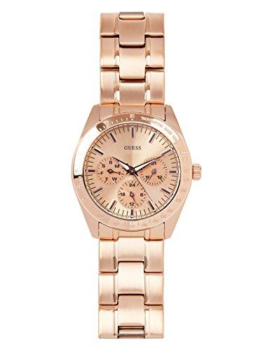 ゲス GUESS 腕時計 レディース Guess Rose Gold-Tone Multifunction Watchゲス GUESS 腕時計 レディース