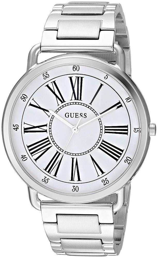 ゲス GUESS 腕時計 レディース 【送料無料】GUESS Women's Quartz Watch with Stainless-Steel Strap, Silver, 20 (Model: U1149L1)ゲス GUESS 腕時計 レディース