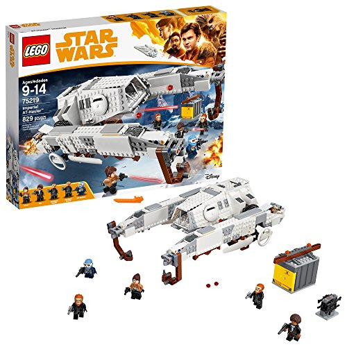 レゴ スターウォーズ 【送料無料】LEGO Star Wars 6212803 Imperial At-Hauler 75219, Multicolorレゴ スターウォーズ