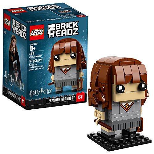 レゴ LEGO BrickHeadz Hermione Granger Building Kit, 127 Piece, Multicolorレゴ, ワインカリフォルニア 95e6398a