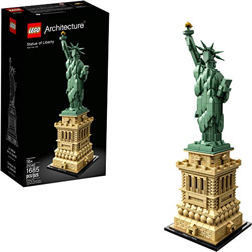 レゴ アーキテクチャシリーズ LEGO Architecture Statue of Liberty 21042 Building Kit (1685 Pieces)レゴ アーキテクチャシリーズ