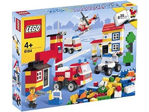 レゴ 【送料無料】LEGO Exclusive: Rescue Building Set #6164レゴ