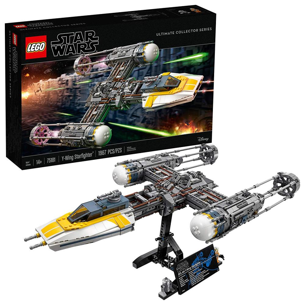 レゴ スターウォーズ LEGO Star Wars 6253568 Y-Wing Starfighter 75181, Multiレゴ スターウォーズ