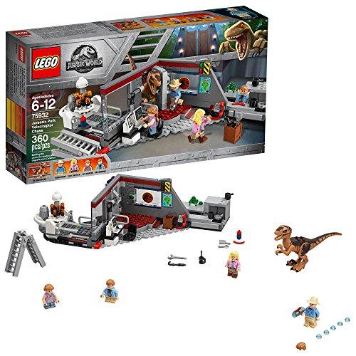 レゴ LEGO 75932 Jurassic World Jurassic Park Velociraptor Chaseレゴ