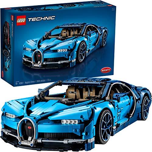 レゴ テクニックシリーズ 【送料無料】LEGO Technic Bugatti Chiron 42083 Race Car Building Kit and Engineering Toy, Adult Collectible Sports Car with Scale Model Engine (3599 Pieces)レゴ テクニックシリーズ