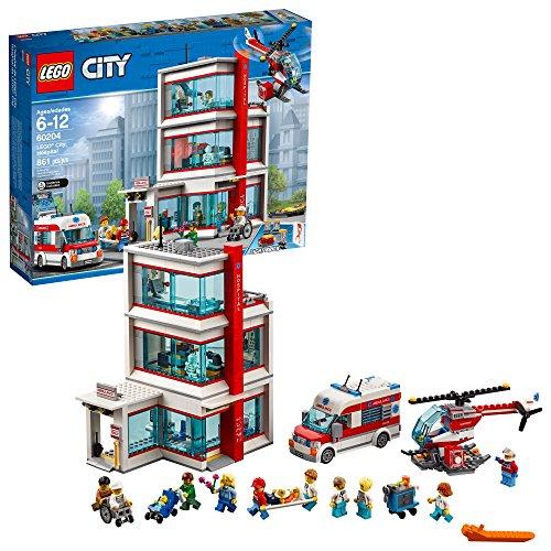 レゴ シティ LEGO City Hospital 60204 Building Kit (861 Pieces)レゴ シティ