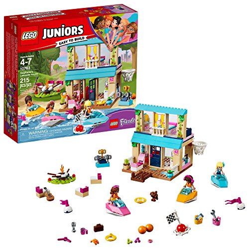 レゴ 【送料無料】LEGO Juniors Stephanie's Lakeside House 10763 Building Kit (215 piece)レゴ