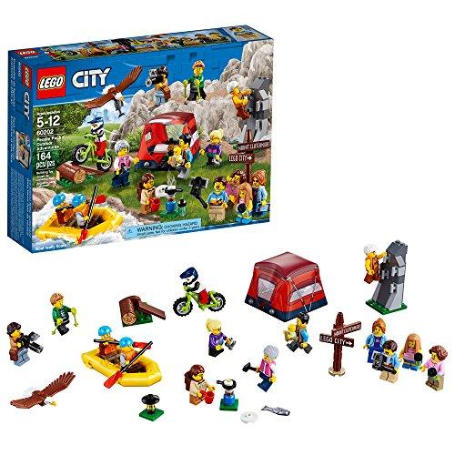 レゴ シティ LEGO City People Pack ? Outdoors Adventures 60202 Building Kit (164 Piece)レゴ シティ