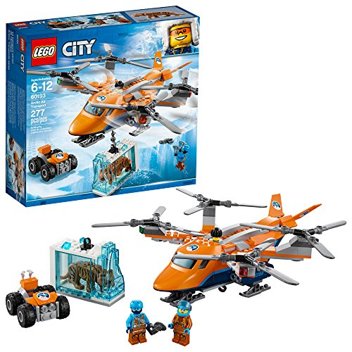 レゴ シティ LEGO City Arctic Air Transport 60193 Building Kit (277 Piece)レゴ シティ
