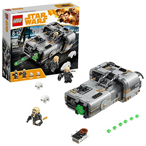 レゴ スターウォーズ 【送料無料】LEGO Star Wars Solo: A Star Wars Story Moloch's Landspeeder 75210 Building Kit (464 Piece)レゴ スターウォーズ