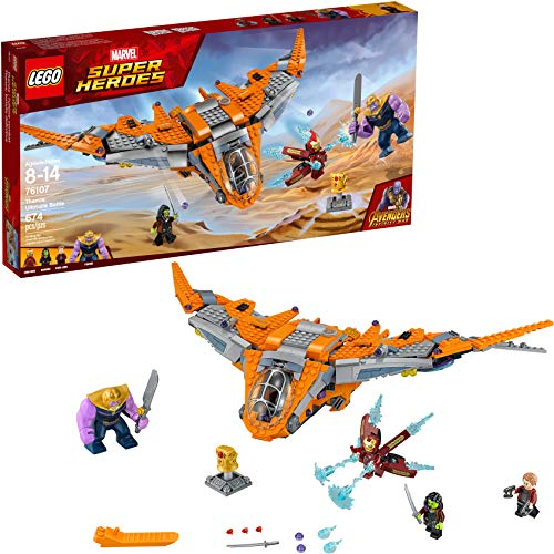 レゴ スーパーヒーローズ マーベル DCコミックス スーパーヒーローガールズ LEGO Marvel Super Heroes Avengers: Infinity War Thanos: Ultimate Battle 76107 Guardians of the Galaxy Starshレゴ スーパーヒーローズ マーベル DCコミックス スーパーヒーローガールズ