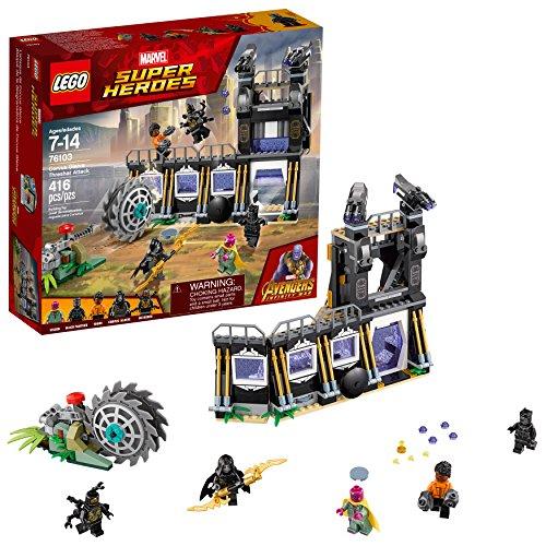 レゴ スーパーヒーローズ マーベル DCコミックス スーパーヒーローガールズ LEGO Marvel Super Heroes Avengers: Infinity War Corvus Glaive Thresher Attack 76103 Building Kit (416 Piece)レゴ スーパーヒーローズ マーベル DCコミックス スーパーヒーローガールズ