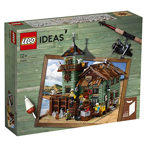 レゴ LEGO Ideas Old Fishing Store 21310レゴ
