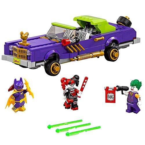 レゴ スーパーヒーローズ マーベル DCコミックス スーパーヒーローガールズ THE BATMAN MOVIE - The Joker Notorious Lowrider 70906 - 433 PCS - By LEGOレゴ スーパーヒーローズ マーベル DCコミックス スーパーヒーローガールズ