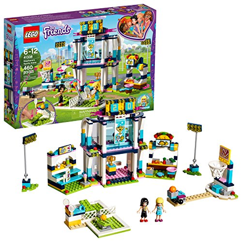 レゴ フレンズ 【送料無料】LEGO Friends Stephanie's Sports Arena 41338 Building Set (460 Piece)レゴ フレンズ