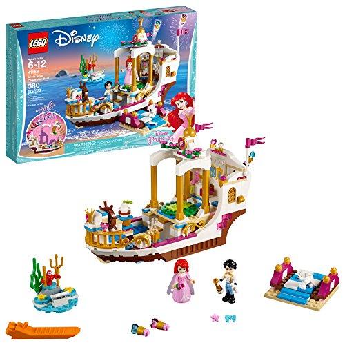 レゴ ディズニープリンセス Disney Ariel's LEGO Disney Princess Disney 41153,,レゴ Princess Ariel's Royal Celebration Boat 41153,,レゴ ディズニープリンセス, オリーブおばさん:be54d080 --- itxassou.fr
