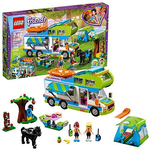 レゴ フレンズ LEGO Friends Mia's Camper Van 41339 Building Set (488 Piece)レゴ フレンズ